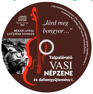 Vasi Népzene CD